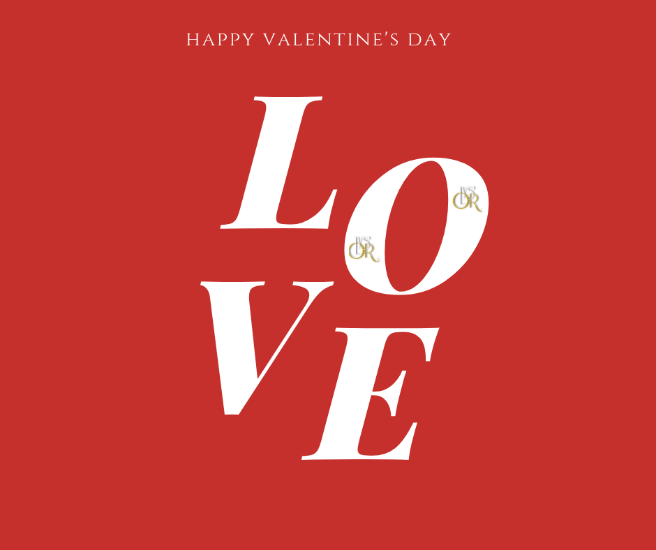 saint valentin lys'or