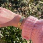 Bracelet Paz Doré