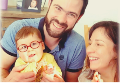 enzo et sa famille