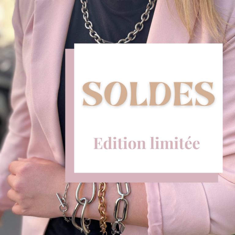 soldes edition limitée